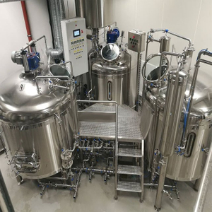 500L Micro Beer Equipment Superior Quality Craft Beer Machine Turnkey Brewery Manufacturer