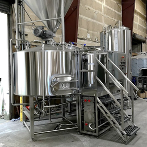 1000L Brew House Craft Brewery Equipment Commercial Beer Brewery Conical Fermenter for Hotel Bar Pub