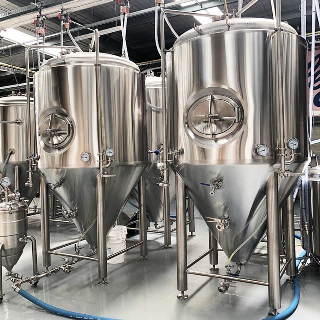 1000L High Quality All in One Intergrated Craft Brewery Equipment Beer Brewing Fermentation Tanks Hot Sell in Europe