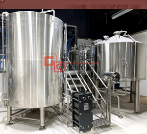 1000 Litres Stainless Steel Electric Brew Kettle Commercial Used Brewery Equipment Brewing Supplies Near Me