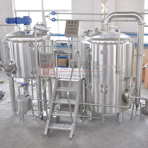 5BBL Complete Beer Manufacturing Plant Stainless Steel Microbrewery Beer Fermenting Vessels