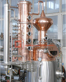 1000L Distillation Equipment New Industrial Alcohol Distillation Equipment of Distillation Equipment for Sale