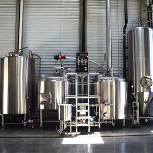 Hot Sale 1000L Advance Techlology Professional Commercial Used Beer Brewery Equipment Brewing System