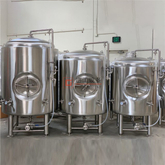 High-quality manufacturing Brite beer tank 1000l 2000l 3000l 4000l for serving beer