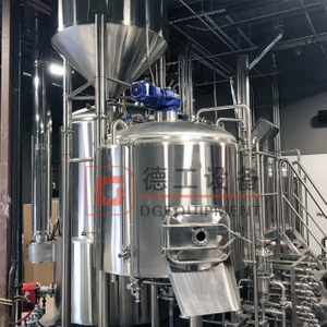 10BBL Beer Brewery Equipment Brewhouse Fermenter Manufacturer Exporter Factory Made in China