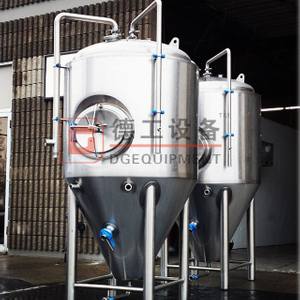 500L 5BBL Fermentation Tank Beer Fermetor for Beer Brewing System Sus304/316 Wear-resisting Tank for Sale