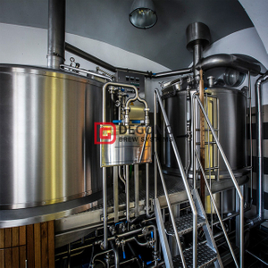 1000L Micro Hotel/bar/pub Craft Stainless Steel/copper Beer Brewing Equipment Micro Brewery Equipment