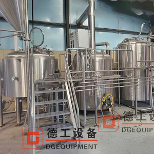 15BBL brewing equipment standard configuration brewery plant near me