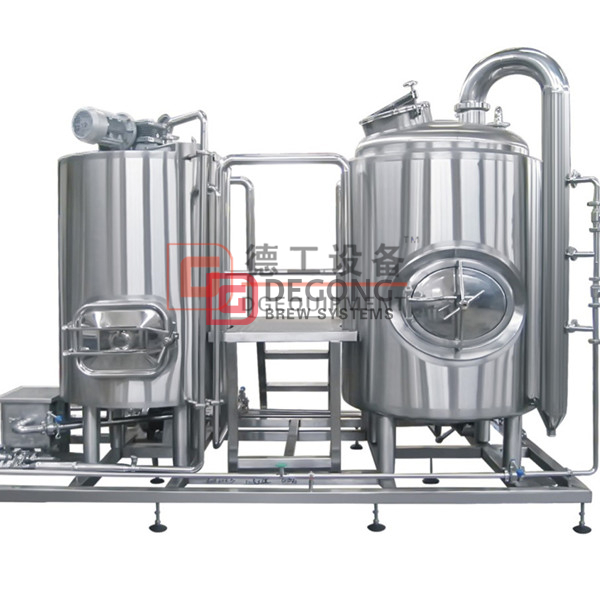 500L Micro Commercial Craft Beer Brewhouse Equipment for Sale