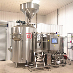 10HL Commercial automated craft beer brewing equipment for sale