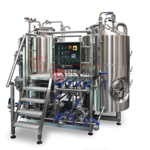 7BBL Pub Ale Conical Fermentation Tank Beer Brewing Equipment Beer System Manufacturing Plant Cost