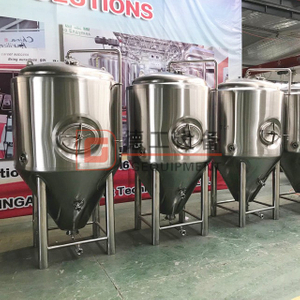 7BBL Stainless Steel Beer Fermenter Tanks a perfect starter system