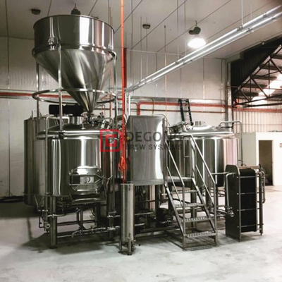 1000 Liter Complete Commercial Used Beer Brewing Fermenter Manufacturing Microbrewery for Sale