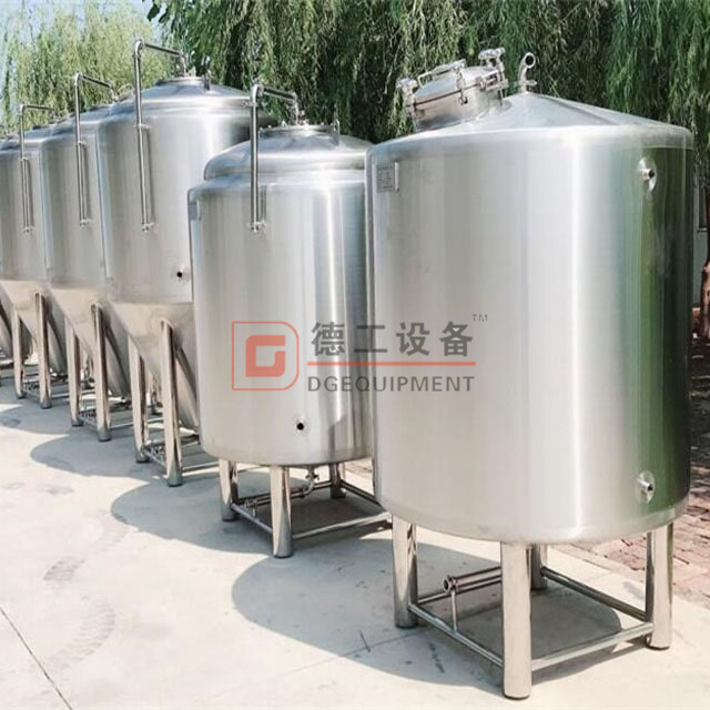 2 Vessels Combined Brewhouse 7bbl brewing system brew pub set up