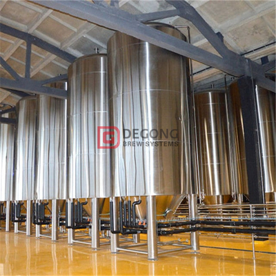 2000L dimple Jacket Stainless Steel customized CE TUV Certification Fermentation Tanks CCT for sale in stock