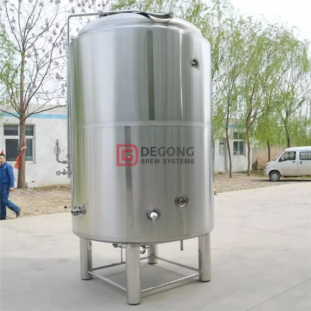 Customized 4000L Bright Beer Tank vertical and horizontal beer tanks