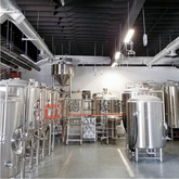 10BBL A Complete of Brewery Equipment Professional Commercial Brewing Equipment Ireland for Sale