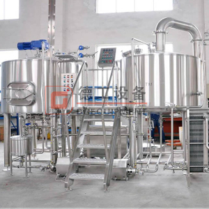 3BBL 5BBL 7BBL Beer Brewhouse Sus304/316 Fermenter Unitank High Quality Equipment China Manufacturer for Sale