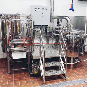 300L Small Craft Beer Brewery Equipment Electric Heating Mash System Sus304/316 Fermentation Tank/unitank for Sale