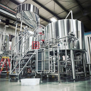 500L1000L electric brewhouse system customized brewery equipment for sale