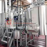 1200L Restaurant Beer Brewing Equipment Very Popular Beer Brew System in Ireland for Sale