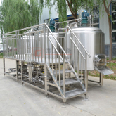 10BBL Commercial Craft Industrial Customizable Brewery Equipment