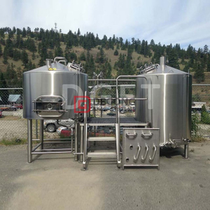 1000L Craft Complete Stainless Steel Beer Brewing Equipment Fermenting Vessels Unitank for Sale